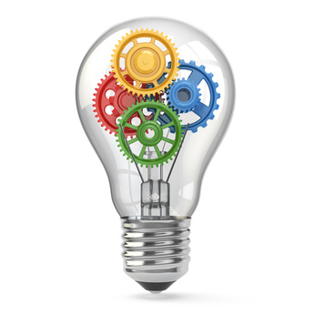 The Light Bulb Moment with Ideas
